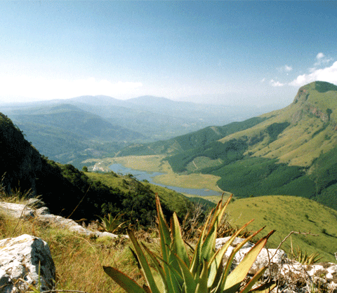 Tzaneen, Limpopo, South Africa - mountains